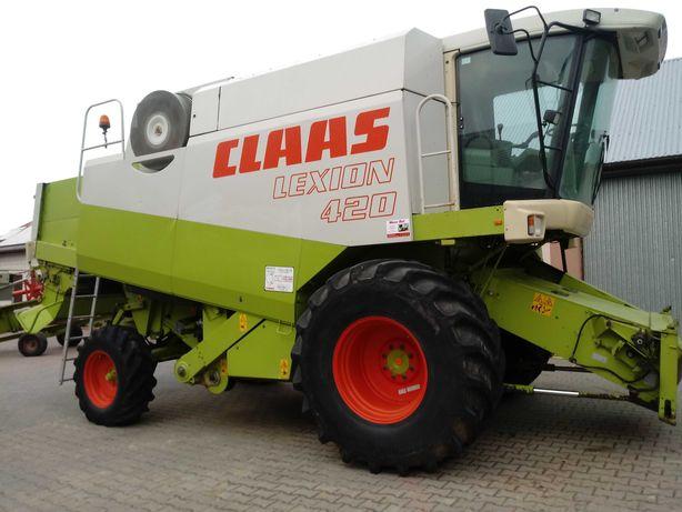 Claas Lexion 420, 98, 88, Medion 310