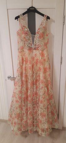 Продам эксклюзивное вечернее платье!