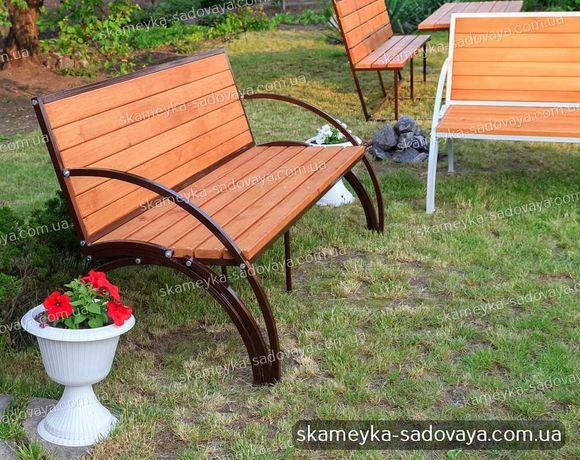 Авангард-трансформер 3в1 - стол, скамейка, лавка-садовая мебель!