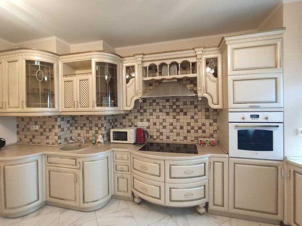 Аренда 2 ком. квартиры, Осокорки, Днепровская наб. 25