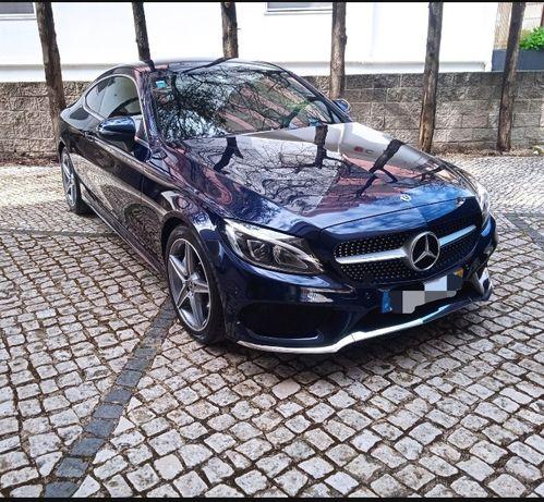 Mercedes C coupé AMG