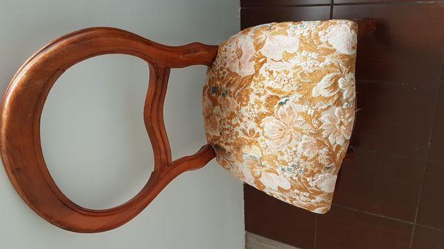 Stare ladne Krzeslo/tanio/