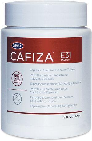 URNEX CAFIZA Tabletki do czyszczenia EKSPRESÓW