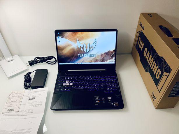 Gamingowy Asus TUF FX505DT Ryzen 5 DDR4 512GB SSD 120hz GTX 1650 4GB