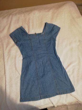 Sukienka jeansowa C&A