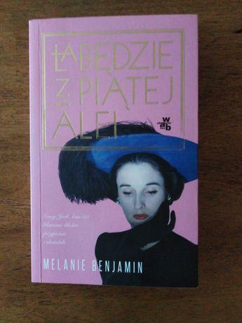 Łabędzie z piątej alei. Melanie Benjamin