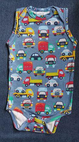 Body niemowlęce w samochody, Up baby, rozmiar 74