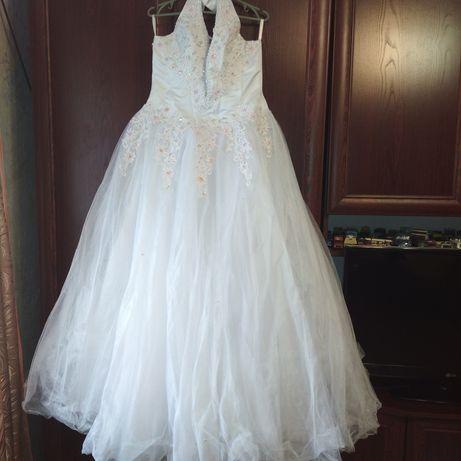 Плаття весільне 46 р