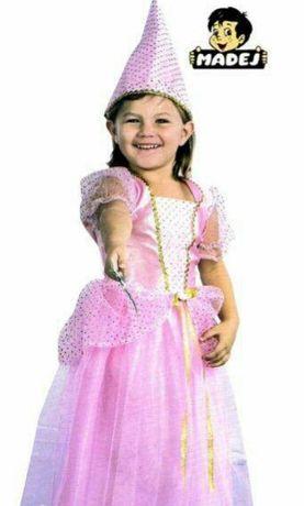 NOWY kostium strój na balik Księżniczka Królewna