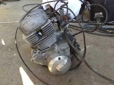 Honda cm 200 двигун