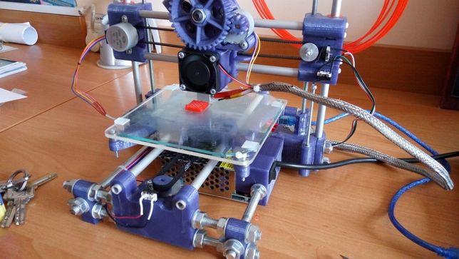3D принтер ToyREP – комплект для самостоятельной сборки