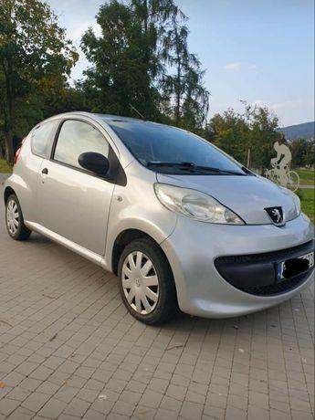 Peugeot 107 1.0 benzyna 2006r Klima