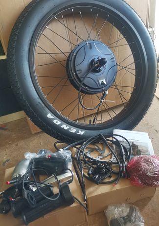 """E-Bike Kit 48v/60v 1500w 26"""""""