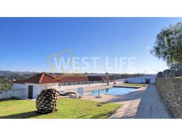 Moradia em Mafra - Quintinha com piscina de 6800m2 terren...