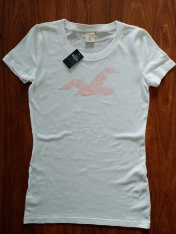Hollister nowa koszulka damska S