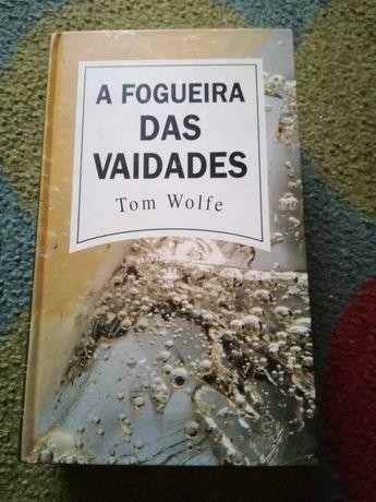 Livro 'A fogueira das vaidades' de Tom Wolfe