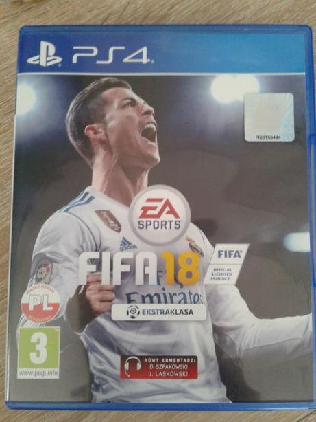 Fifa 18 PS4 polecam