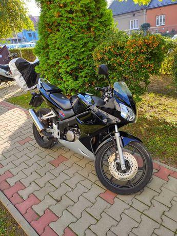 Motocykl Honda cbr 125