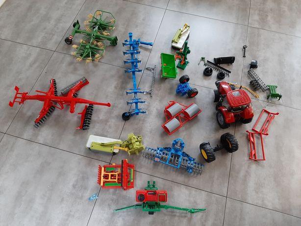 Traktor i części Bruder oryginał