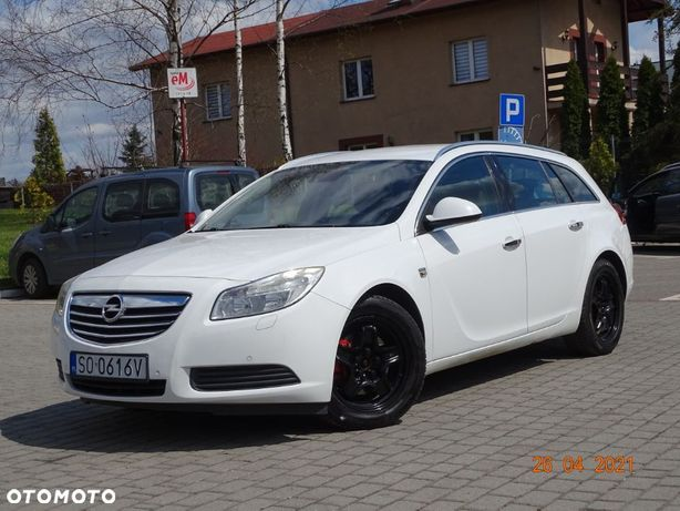 Opel Insignia 2.0 Dti 130km  Nawigacja Gps  Stan Super  Klima