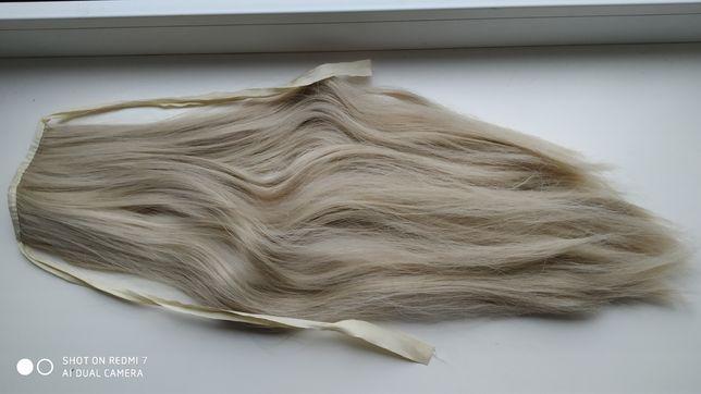 Продам шиньён цвет холодный блонд