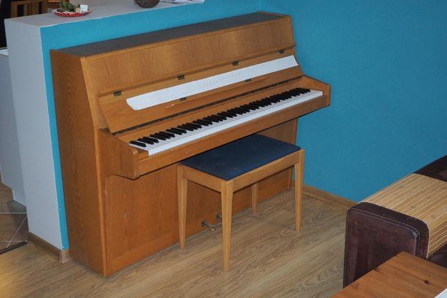 Pianino August Hoffman, mechanizm Rennera, możliwy transport
