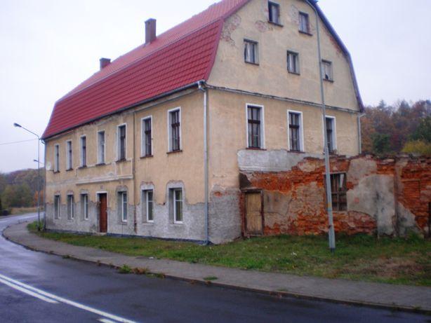 DOM wolnostojący do remontu PENSJONAT lokalizacja UZDROWISKO