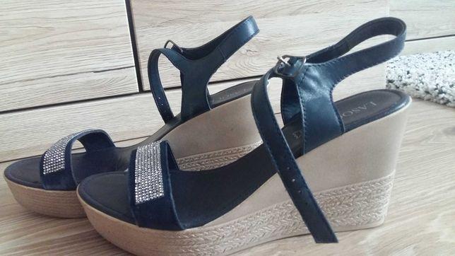 sandały 40/41 Lasocki