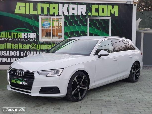 Audi A4 Avant 2.0 TDI 190cv Automático