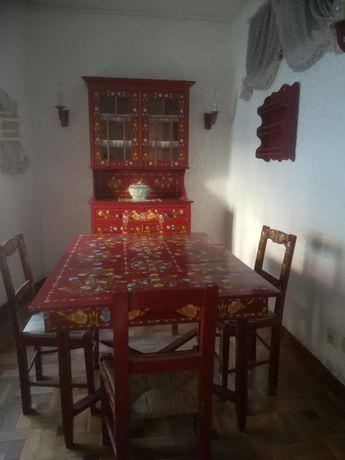 Mobília de sala alentejana