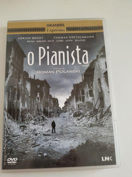 "Dvd ""O Pianista"" de Roman Polanski"