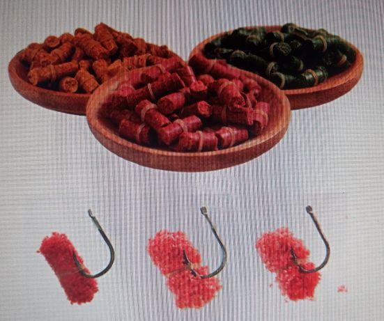 Pellet - różne zapachy
