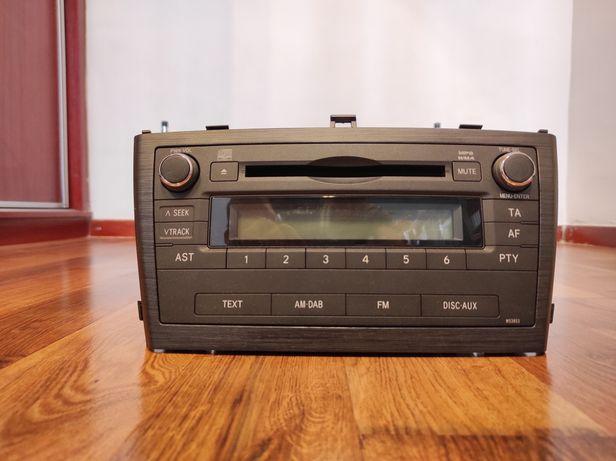 Radio MP3 Toyota Avensis T27