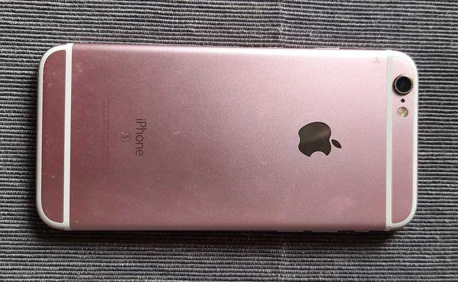 Iphone S z rozbitą szybką