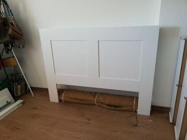 Cabeceira Brimnes IKEA 140cm