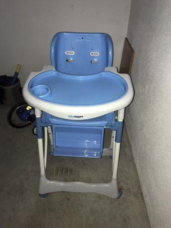 Cadeira refeição bebe