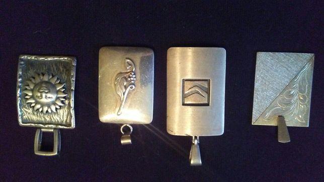 Zawieszki srebrne