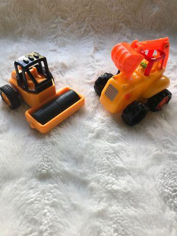 Трактор детский, каток