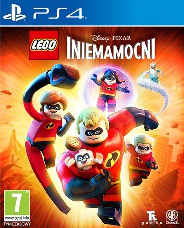 LEGO Iniemamocni / Incredibles PL PS4 UNIBLO Łódź Marynarska 2
