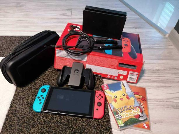 Nintendo switch gry