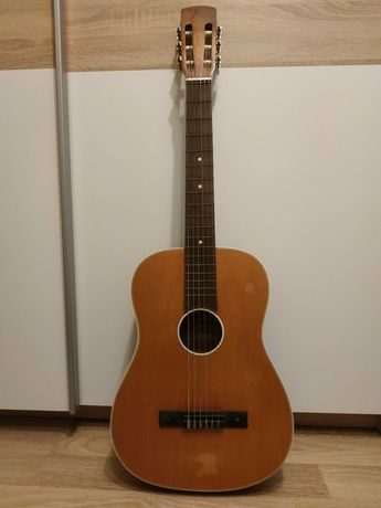 Gitara akustyczna musima niemiecka 40letnia