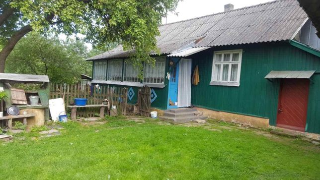 Продам будинок с. Хлопчиці Самбірського району біля річки