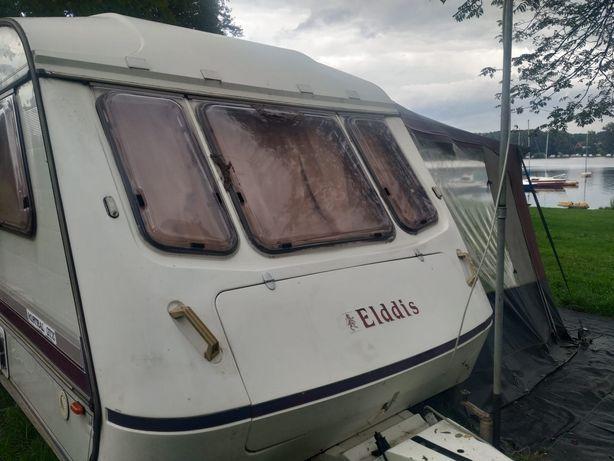 Przyczepa campingowa Elddis Mistral camping