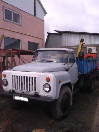 Продам ГАЗ-53 рама б/н