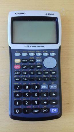 Máquina gráfica Casio fx-9860G
