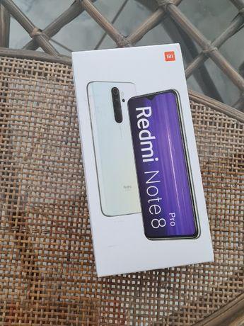 Smartfon Xiomi Redmi Note 8 Pro Pearl White 6GB/128GB