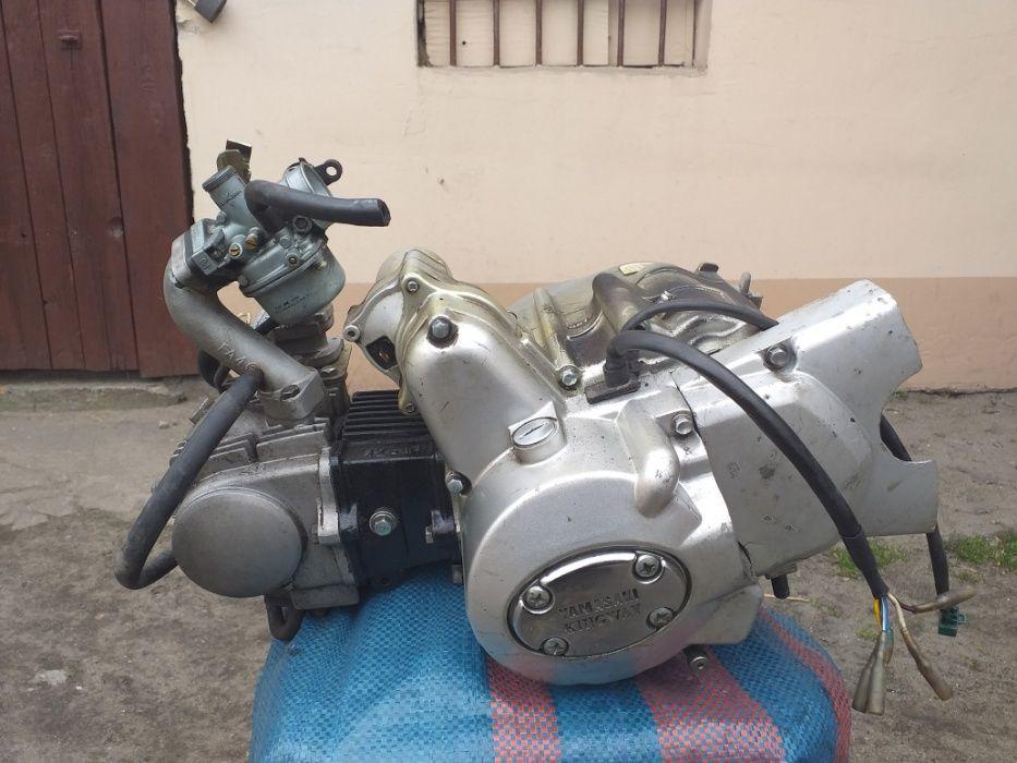 Części Motorower ATV Silnik ZIP/ROUTER/JUNAK/BARTON/BASHAN 80cm3 2010 Września - image 1