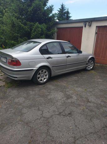 Samochód BMW e46