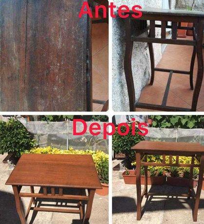 Restaurador de móveis - Antigos em Madeira