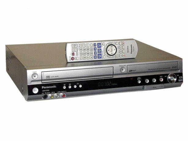 PANASONIC Nagrywarka DVD-VCR Combo ~ Przegraj VHS na DVD